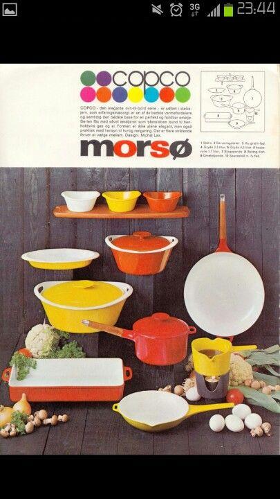 Morso Add 1966 Kuche