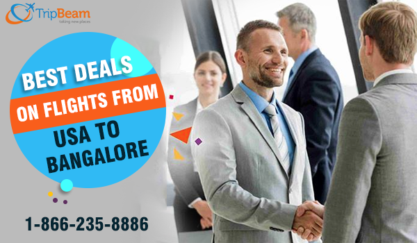Find Cheap Flight Tickets from USA to Bangalore Cheap