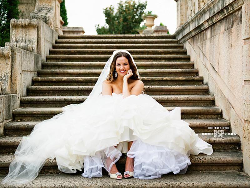 Our Brides - Houston Bridal Shop - Mia Bridal Couture   Ballgowns ...