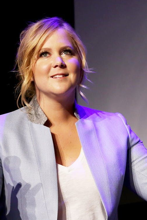 Amy Schumer Sent a Cease & Desist Letter to Her Trainer After a Tough Workout #purewow #news #celebr...
