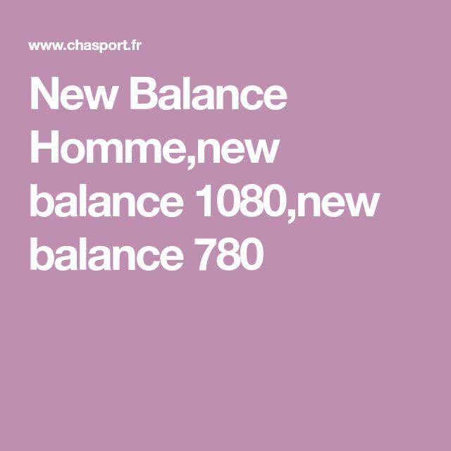 new balance 1080 homme pas cher