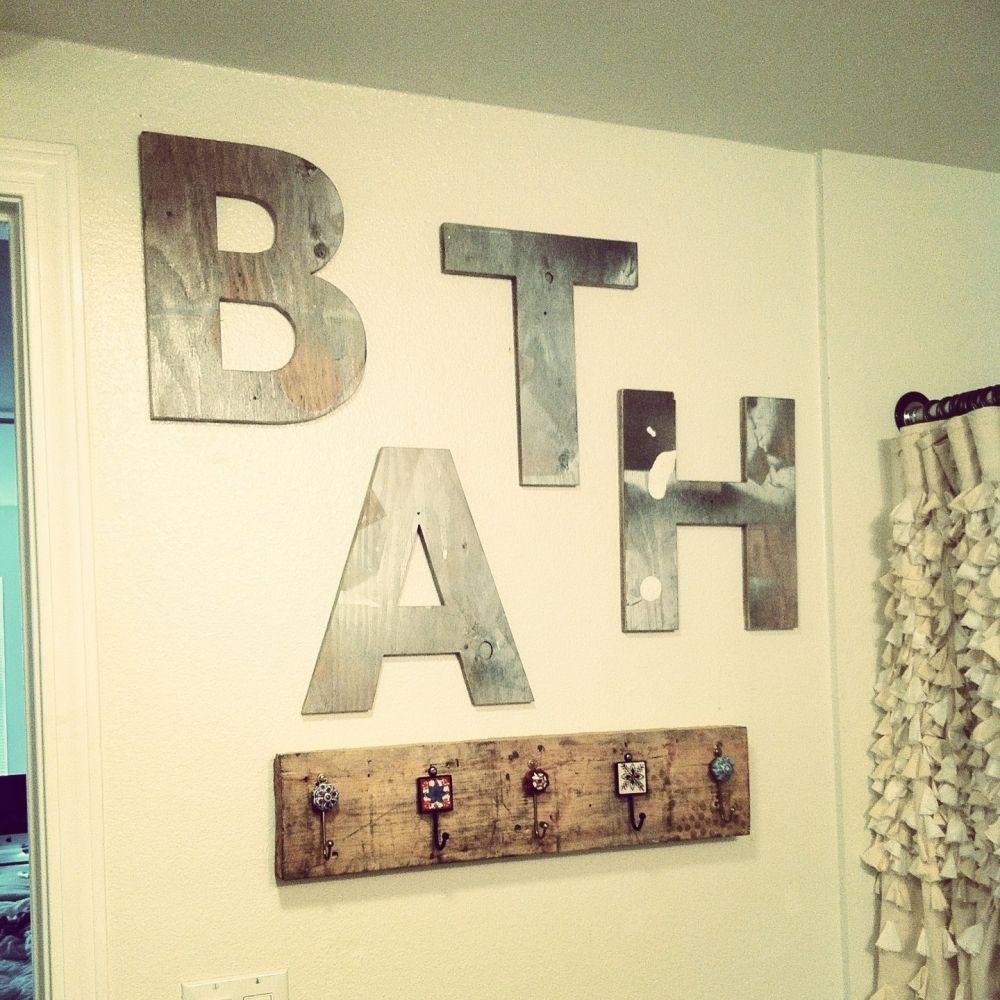 diy bathroom   Best DIY projects   Pinterest   Bath room, Bath and House