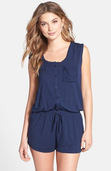 f2290fc7cf74 Splendid Jersey Sleep Romper available at  Nordstrom