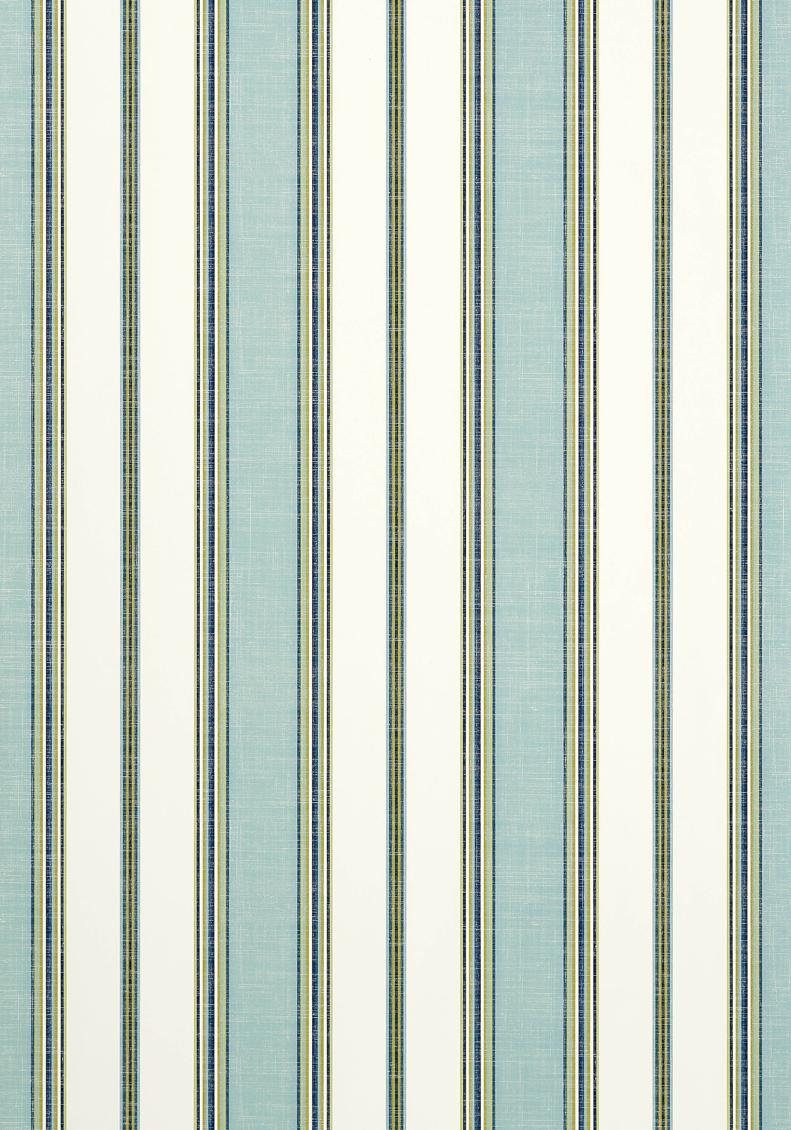 BOHEMIAN STRIPE Coastal Blue T Collection Monterey from
