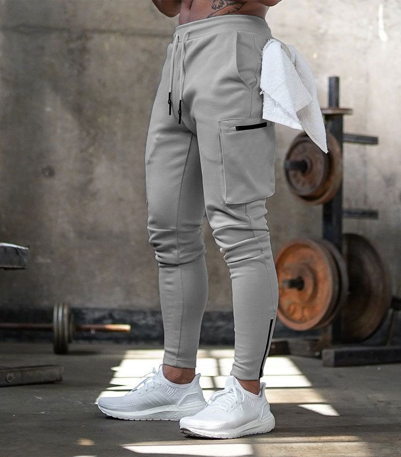 Men S Jogging Pocket Design Sweatpants New Cotton Camouflage Men S Fitness Multi Pocket Jogg Pantalones De Hombre Moda Ropa Adidas Hombre Pantalones De Chandal