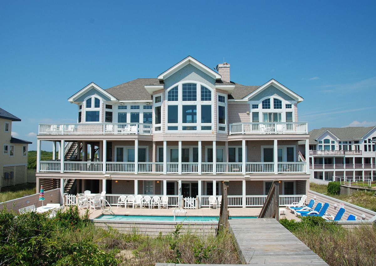 joe the associates rentals beach rental cottage from homes condos old to banks jr vacation lamb outer walkway obx