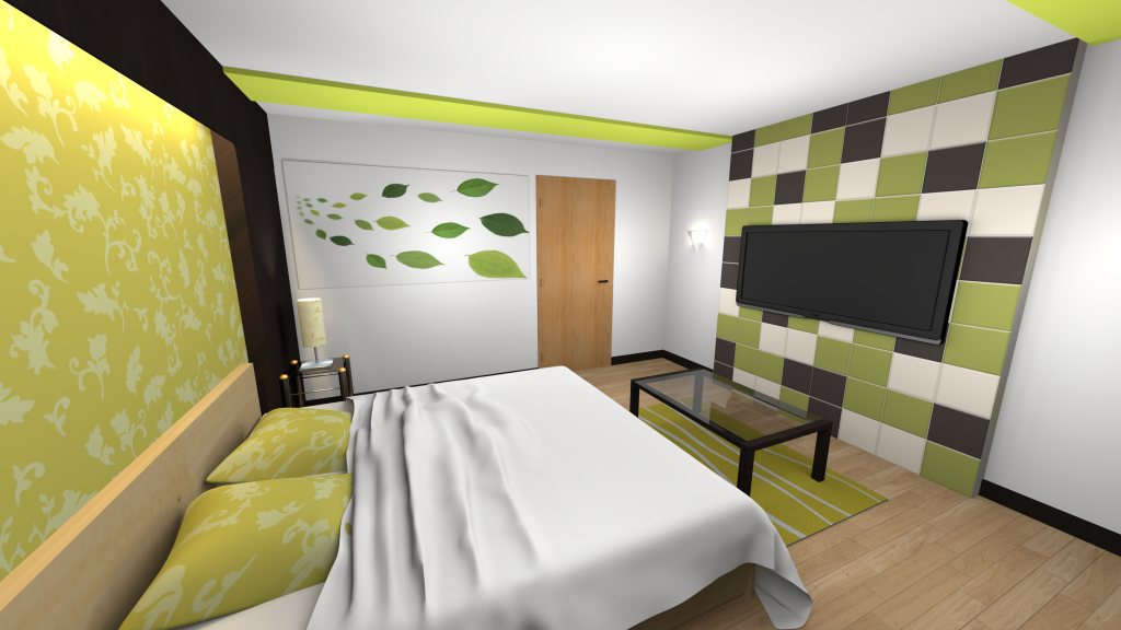 Sweet Home 3D Forum - View Thread - Bedroom collection 1 ...