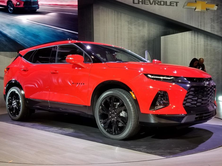 2019 Chevy Blazer Top 10 Things You Need To Know Sporty Suv