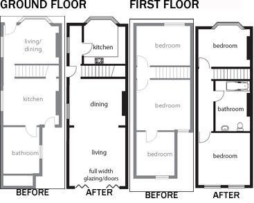 Side Return Kitchen Extension. Image Result For Side Return Kitchen Extension