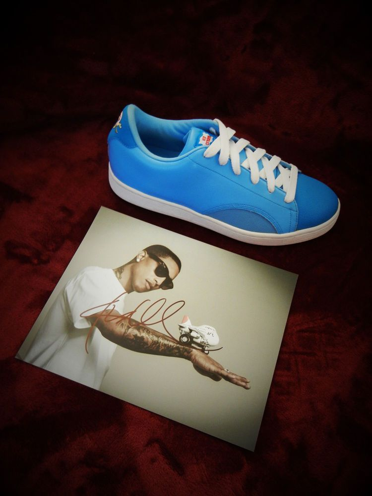 c0e08d918 Reebok Ice Cream Board Flip PROMO SAMPLE shoes Blue sneakers Pharrell BBC  Bape (eBay Link)