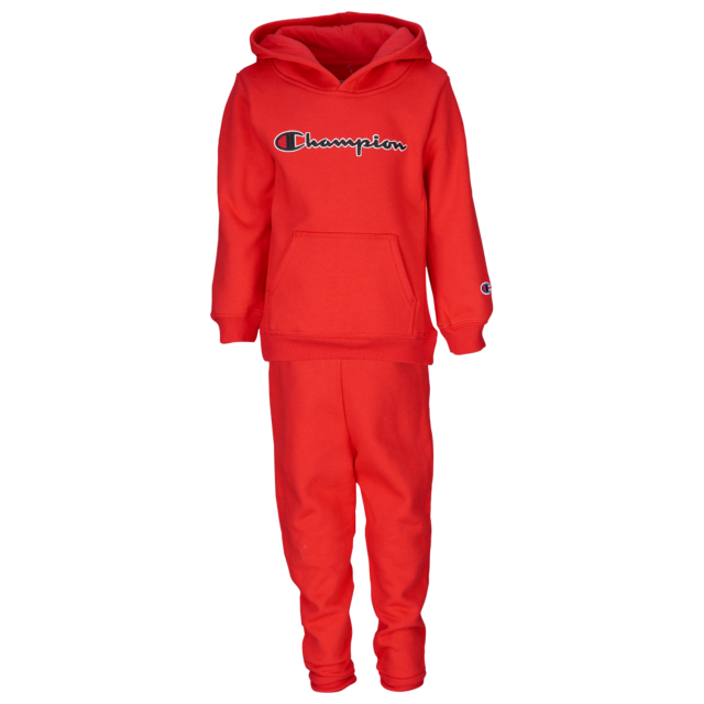 961c58d3c3 Champion Heritage 2-Piece Hoodie and Jogger Set - Girls' Toddler ...