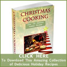 Chistmas Cooking--Almond Raisin Cookies