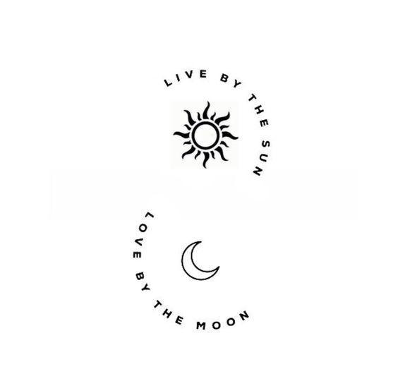 Simple tattoo -  #tattoosIdeas #SymbolsUnique