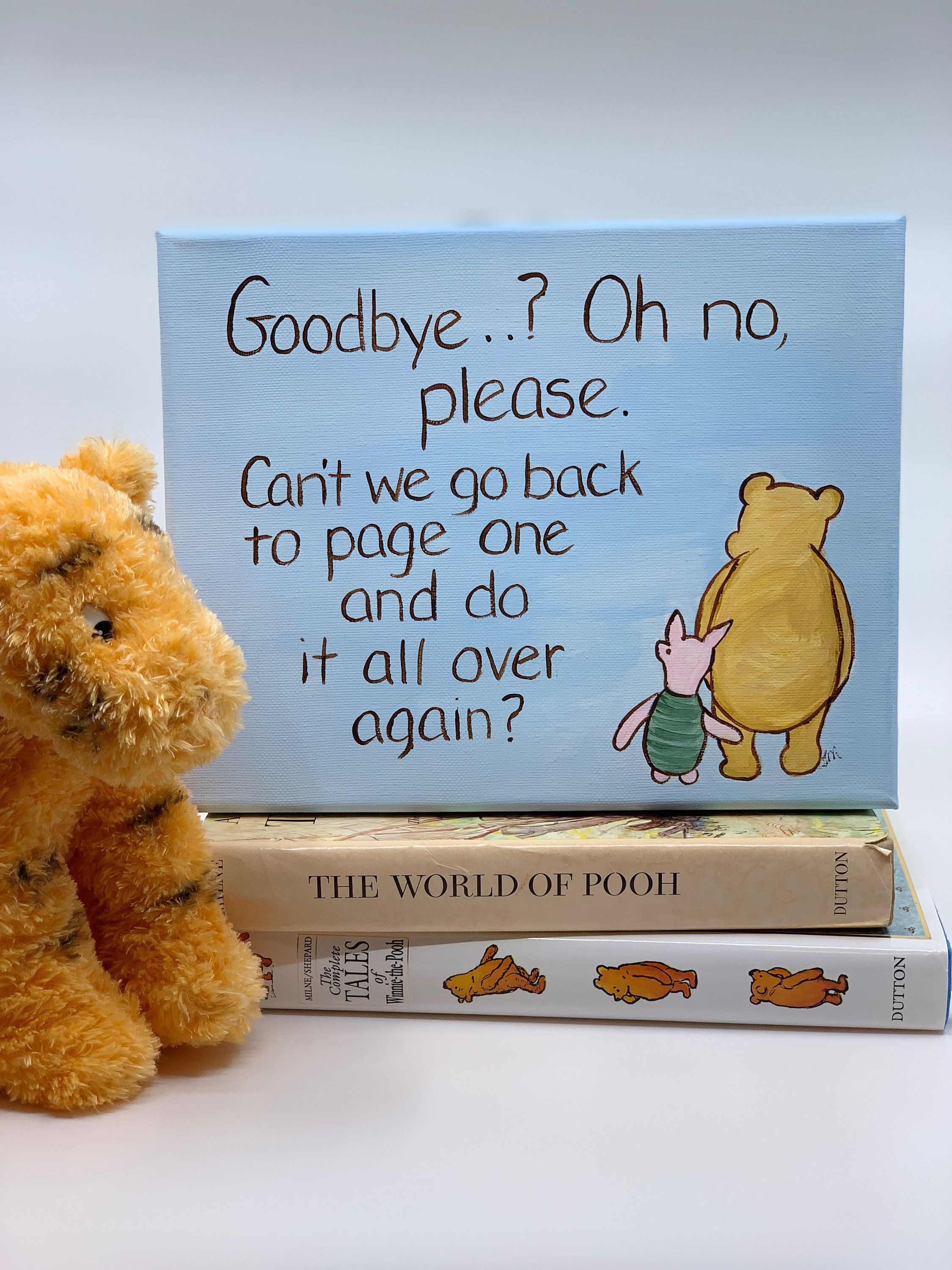 Goodbye Quote Winnie The Pooh Miss You Leaving For College Saying Goodbye Moving By Moonbeamsbeardreams On Winnie The Pooh Quotes Goodbye Quotes Pooh Quotes