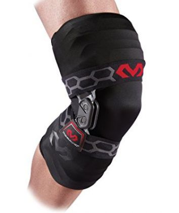 11c3268400 McDavid Bionic Knee Brace with Compression Sleeve. BIO-LOGIX Hinged Lateral  Support for Instabilities, Ligament, ACL, MCL, PCL, Meniscus Injury, ...