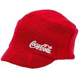 3594597999b Ladies  Bosley Script Hat - Coke Red