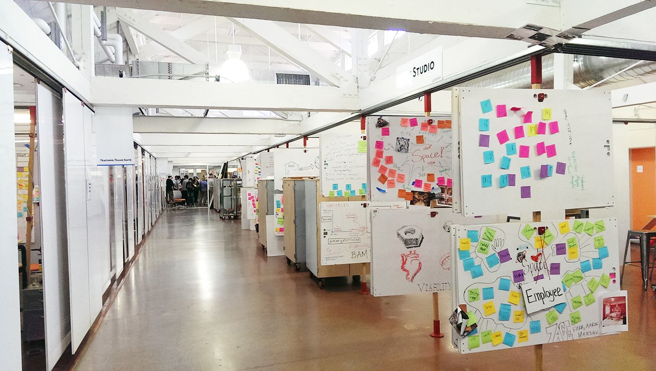 Stanford d school interior google search office - How long is interior design school ...