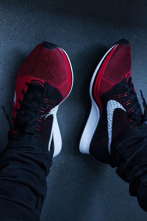 cool nike runners mens red nike tennis shoes