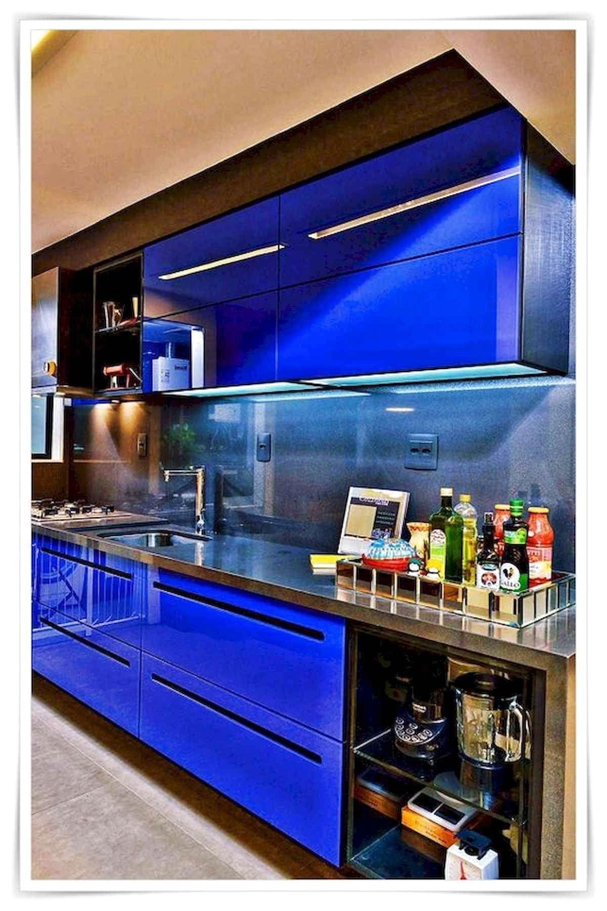 75 favorite colorful kitchen decor ideas and remodel for summer project colorful kitchen decor on kitchen ideas minimalist id=46124
