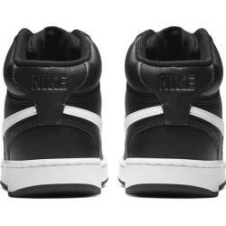 Photo of Nike Damen Sneaker Court Vision Mid, Größe 38 ½ in Schwarz NikeNike