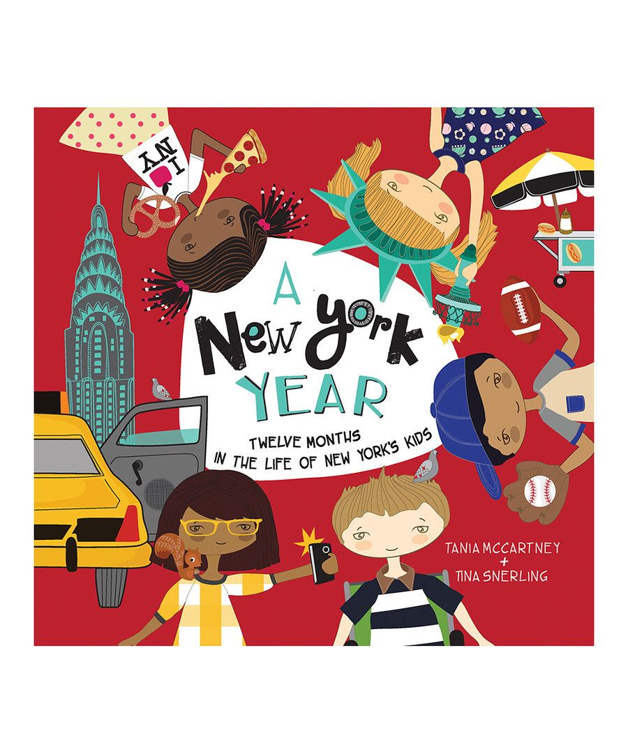 Look at this A New York Year Hardcover on #zulily today!