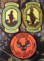 Florida hunters ed Illinois indiana, Texas parks, Hunter