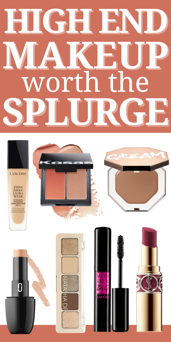 Feisty Life Media Shares 10 High End Makeup Products Worth The Splurge Pick These Up During