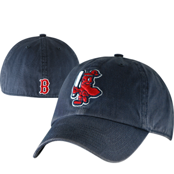 new concept 17784 844c0 Boston Red Sox  47 Brand Cooperstown Franchise Logo   1969 H1522 Swinging  Sock Navy Blue Fitted Baseball Cap, Size 7 and 3 8ths inches (aka Size XL  per ...
