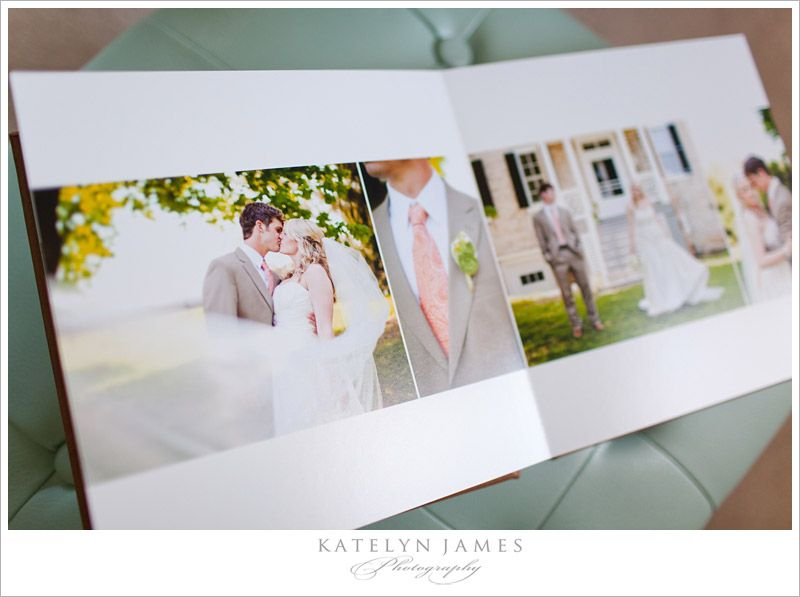 great examples of square album wedding layout designs clean and simple