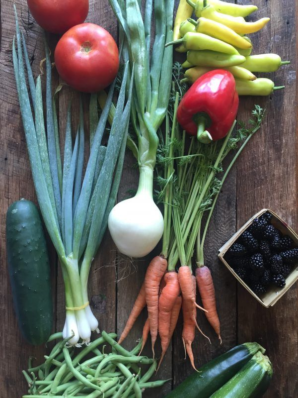 10 GREAT recipes to make with your farmers' market haul on dineanddish.net