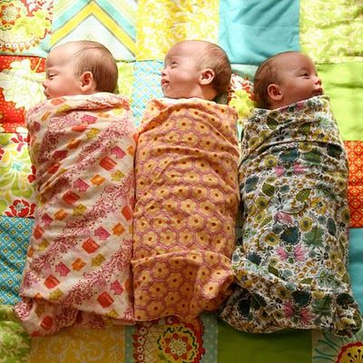DIY receiving blankets - I've made these for my ...