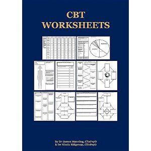 Book review of CBT Worksheets   Cbt worksheets, Cbt, Cbt ...