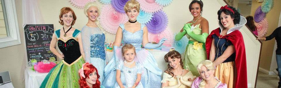 Ashleigh's birthday?  Petite Princess Parties