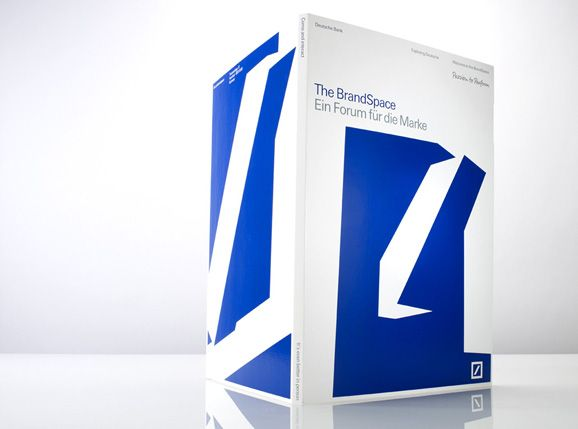 Deutsche Bank (With images) Brand guidelines, Branding