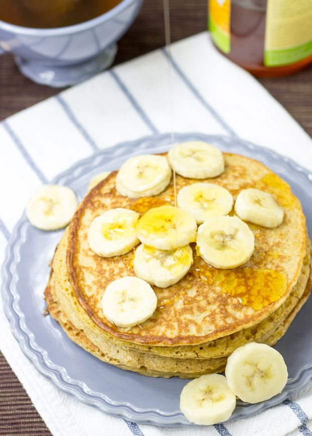 Cottage Cheese Pancakes | Recipe | Cottage Cheese Pancakes, Natural Protein  And Vegetarian Breakfast