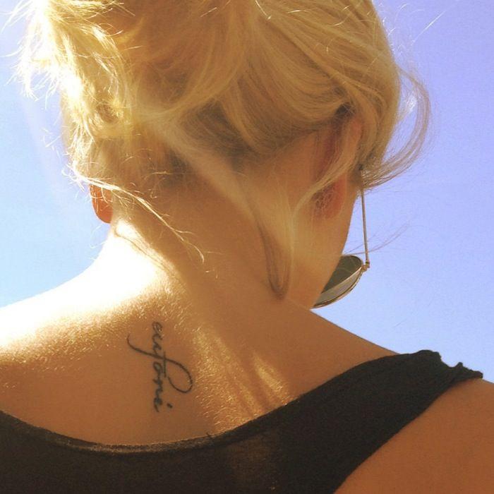 Euphoria Tattoo Design Cool Tattoo Designs Cool Tattoos