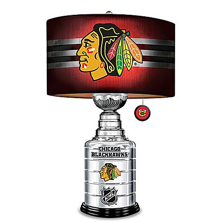 Chicago Blackhawks® Stanley Cup® Table Lamp
