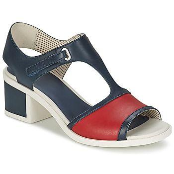 Sandale Camper 350x350Coiffure Maude Style Bleu Rouge Blanc f7ymbgvIY6