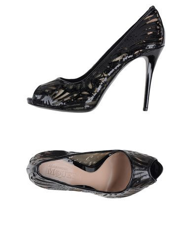 ALEXANDER MCQUEEN Pump. #alexandermcqueen #shoes #pump