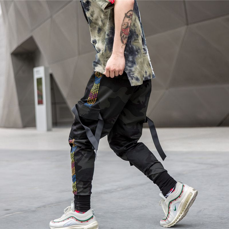 SHOWXIN DOUR PARAGS DESIGN CAMOUFLAGE JOGGER PANTS  #photo #pics #pictures #picoftheday #pictureoftheday #insta #instalike #instadaily #instabeautiful #inst #hats #nice #retro #reebok #newbalance #converse #vans #timberland #shopping #footwear #clothing #cleveland #ohio #fitnessoutfit #footstyle #freestyle #football #tuto #tricks #gautier