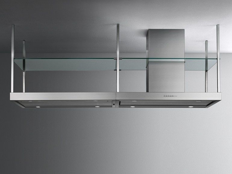 Cappa ad isola in acciaio inox EUROPA - Falmec | дизайн ...
