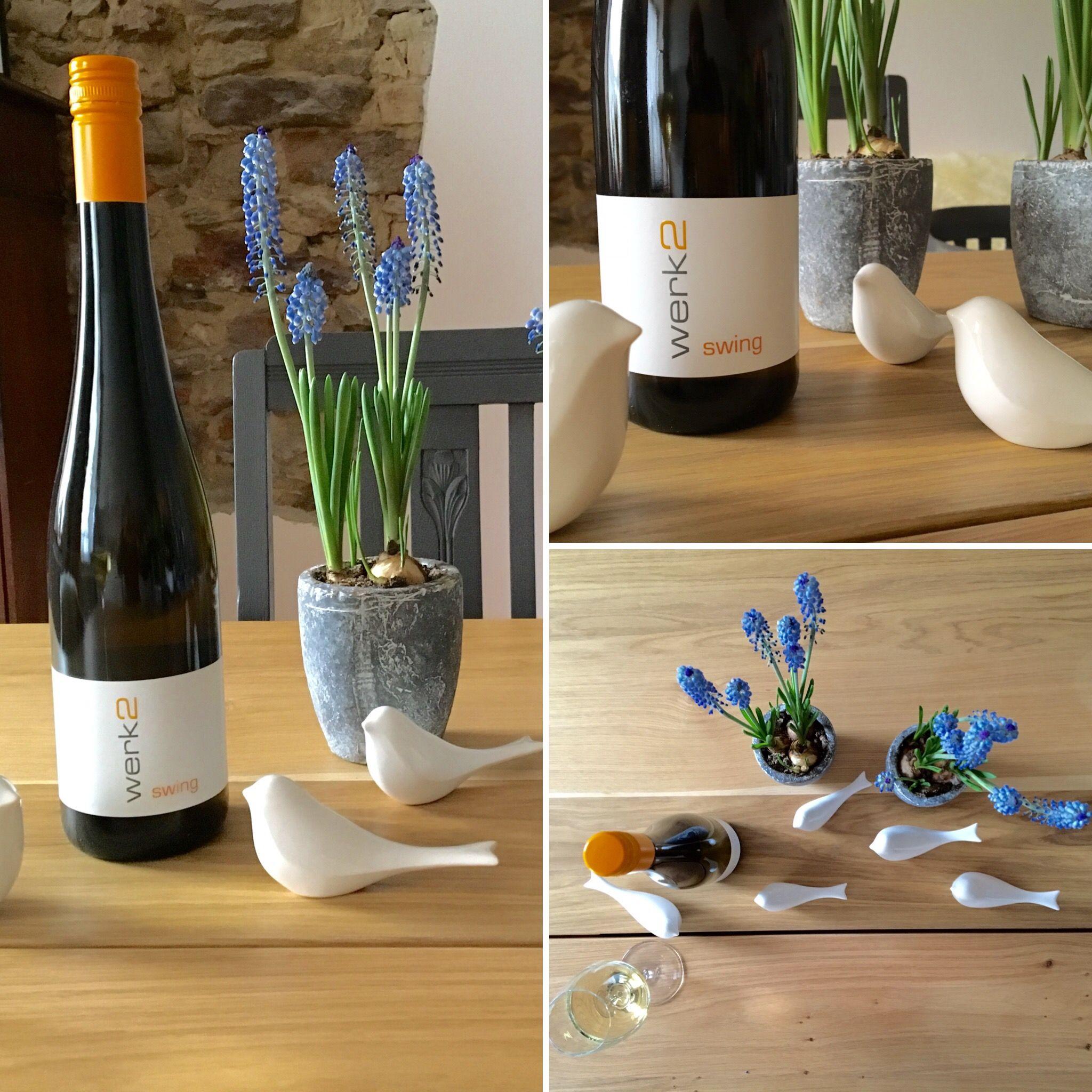 #spring in the air ...  #Weingut #werk2 #werk2weine #Vinothek #Weinprobe #Geisenheim #Riesling #Rheingau #HANDEMADE #winetasting #kulturlandrheingau #mywinemoment #breitengrad50 #Johannisberg #winery