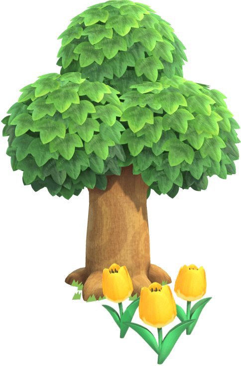 Explore Your Island Animal Crossing New Horizons For The Nintendo Switch System Trees To Plant Animal Crossing Planting Flowers