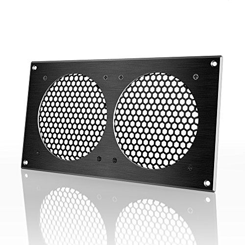Introducing AC Infinity Ventilation Grill For PC Computer