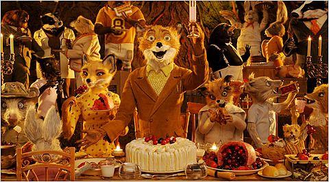 A Scene From Fantastic Mr Fox Fantastic Mr Fox Fantastic Mr Fox Movie Fox Birthday