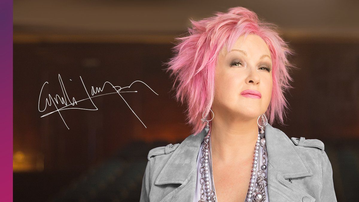 Image Result For Cyndi Lauper Cosentyx Commercial Still Photos