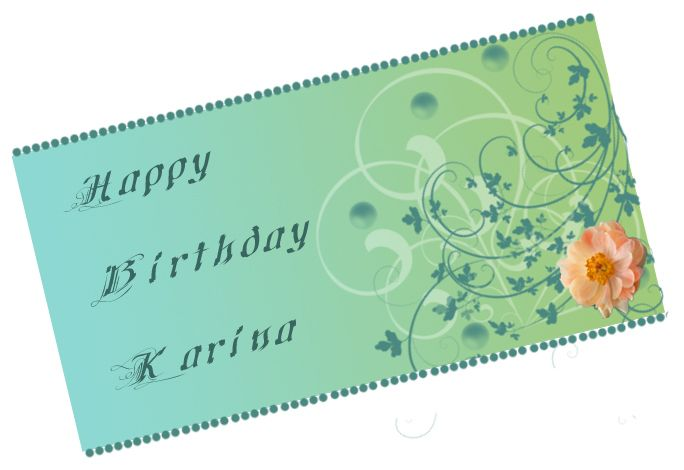 Personalized online greeting cards ...made in Photoshop