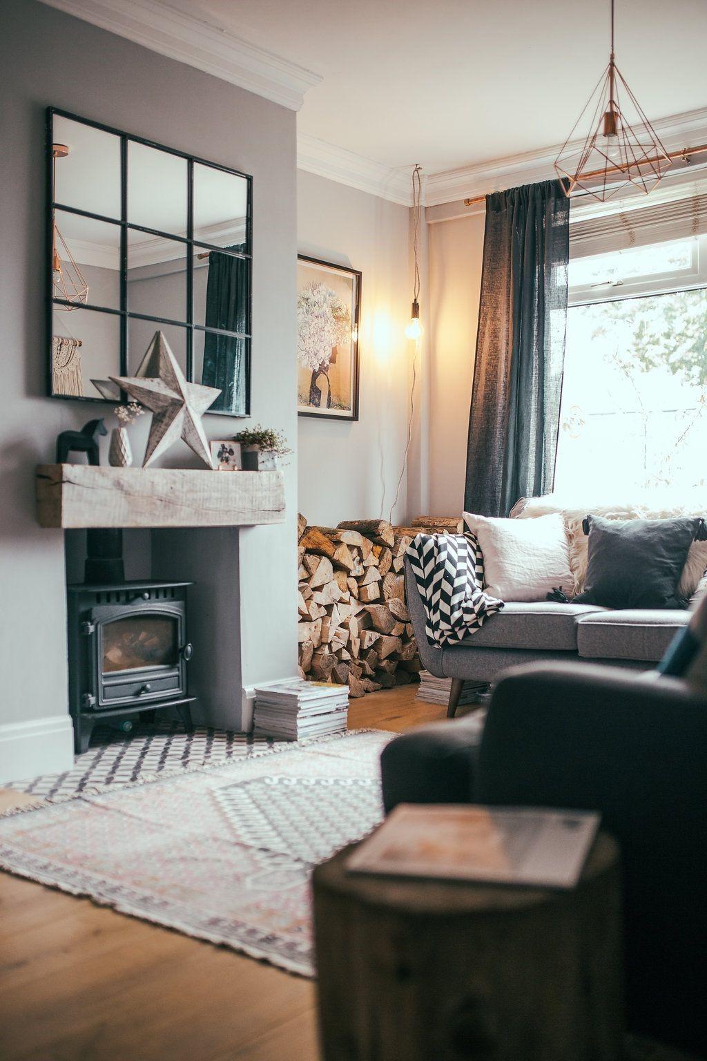 40 idées inspirantes pour arranger un salon chaleureux dans votre maison en 2020   Idée déco ...