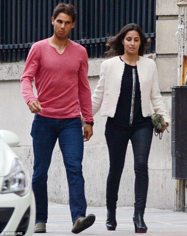 Rafael Nadal Steps Out For Dinner With Girlfriend Xisca Perello Rafael Nadal Fashion Irina Shayk