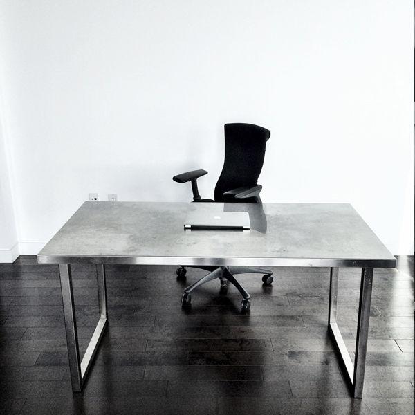 The Minimal Desk Experiment   Malan